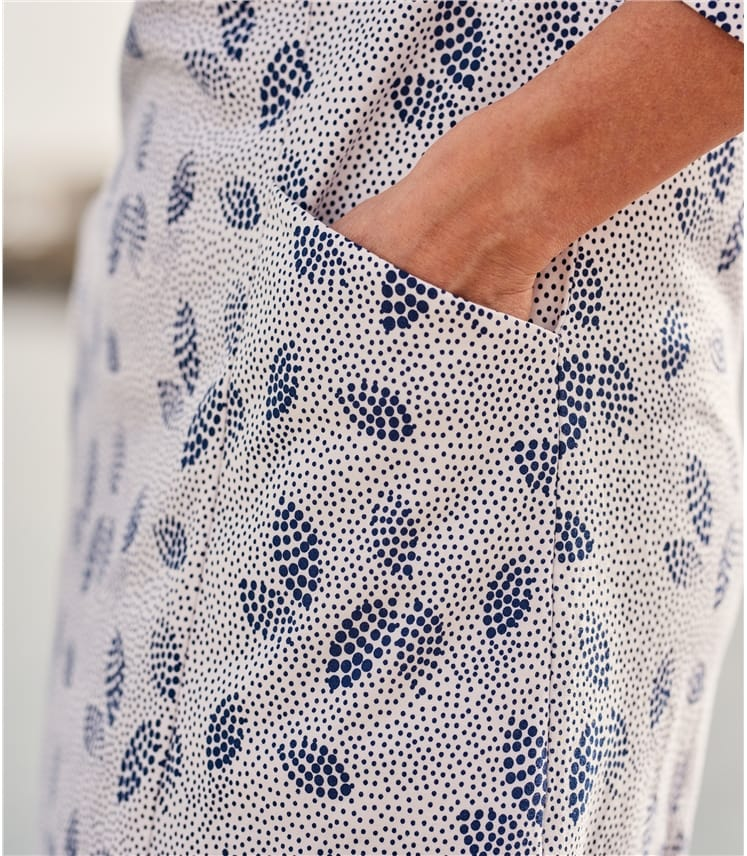 Womens Print Tunic