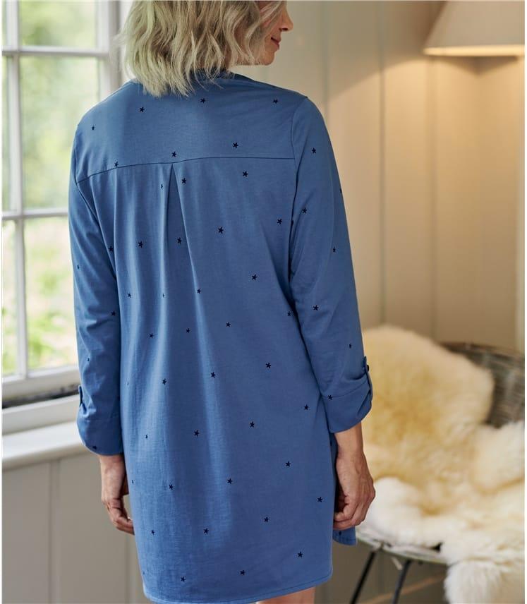 Organic Cotton Nightdress