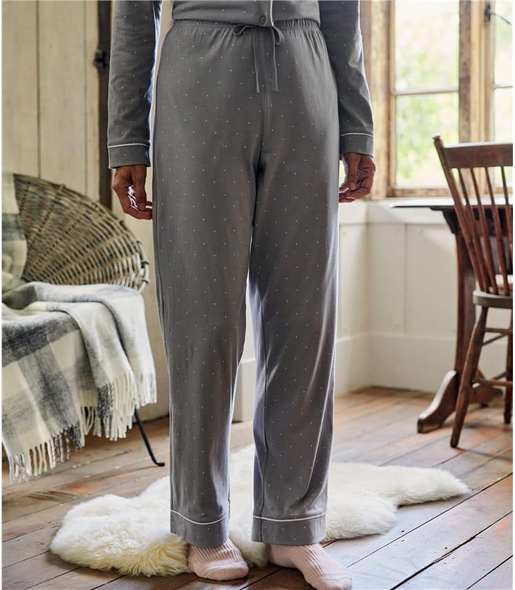 Organic Cotton PJ Trousers