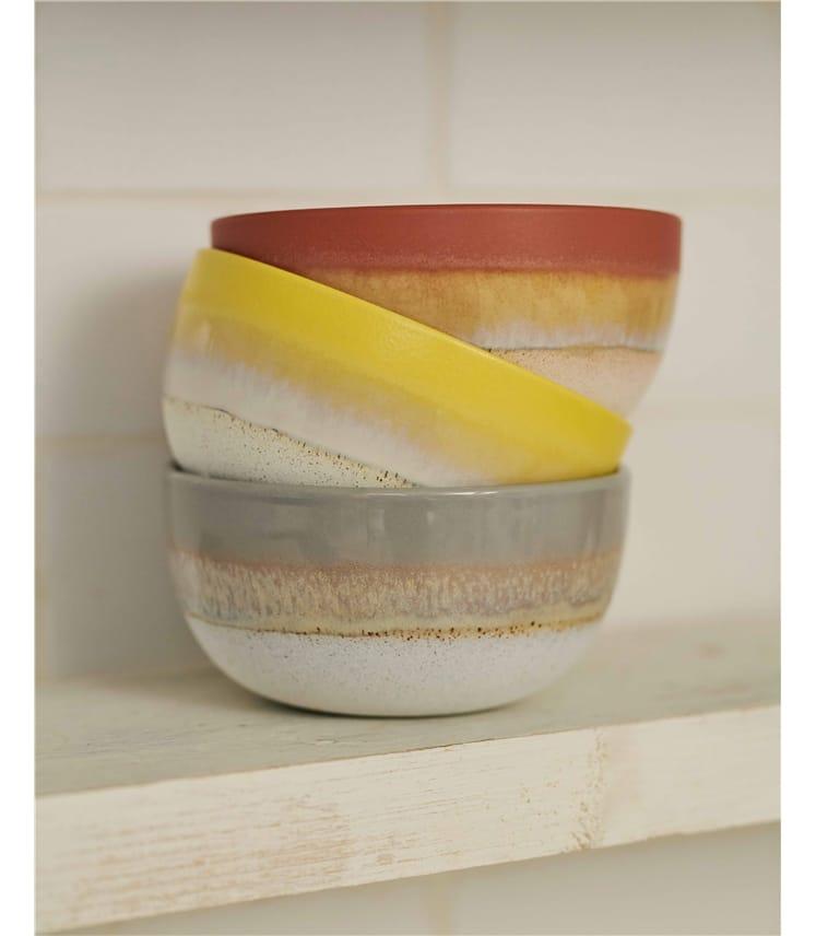Mojave Glaze Bowl