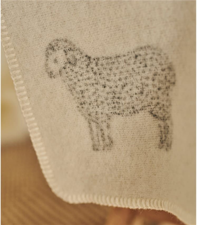 Sheep Little Blanket