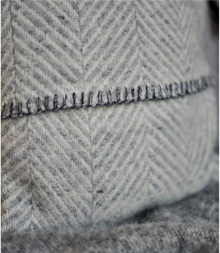 Bouillotte avec sa housse - Maison - Pure Laine d'Agneau