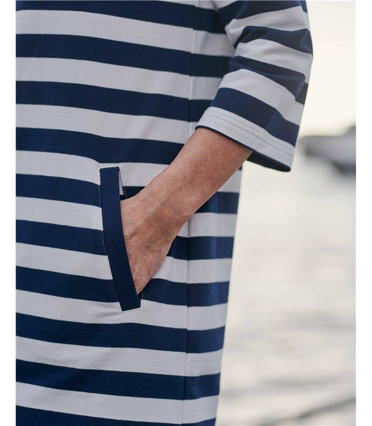 Stripe Tunic