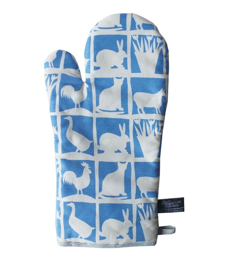 Mixed Animal Oven Glove