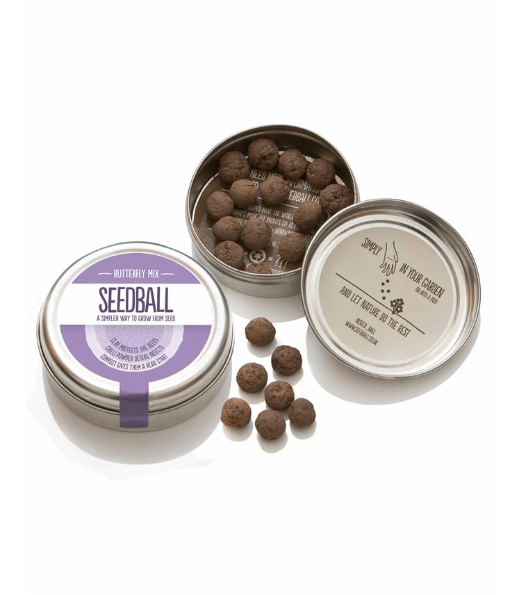 Butterfly Seedball