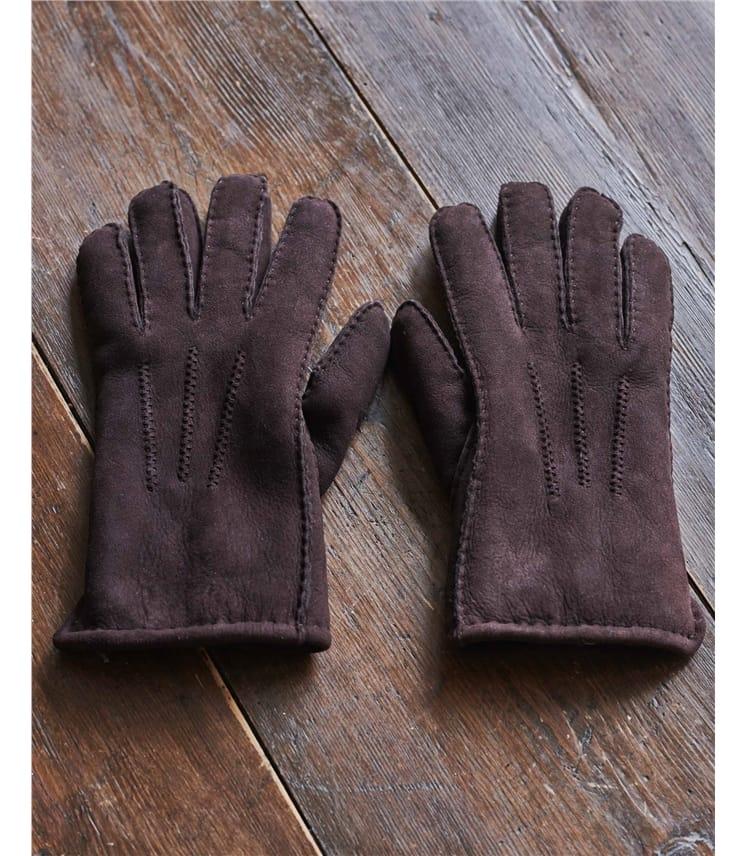 Handschuhe aus Schafleder für Herren