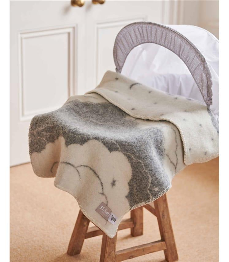 Cloud Little Blanket