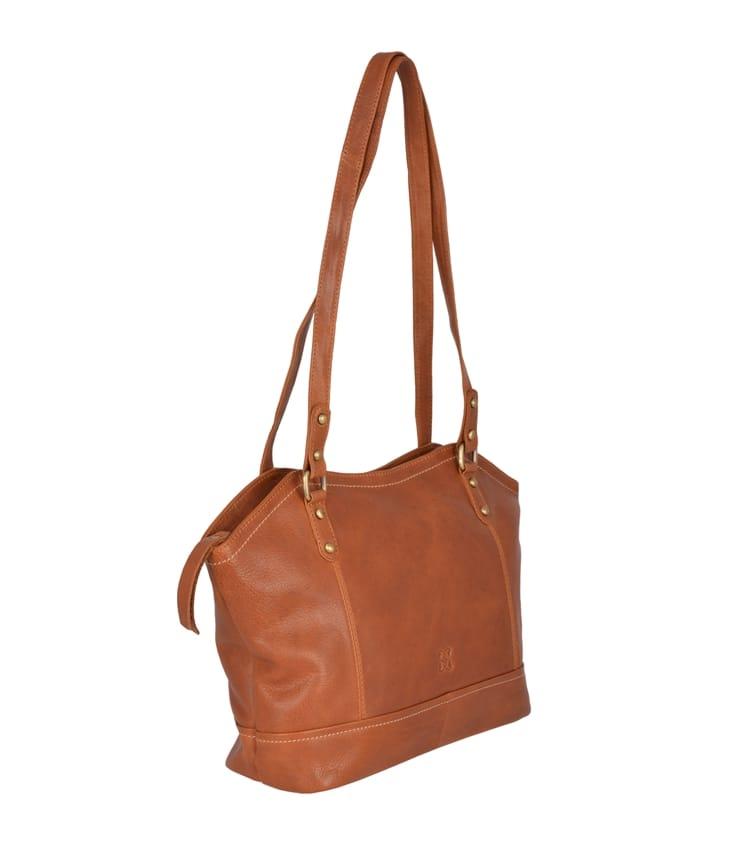 Allonby Leather Shopper Bag
