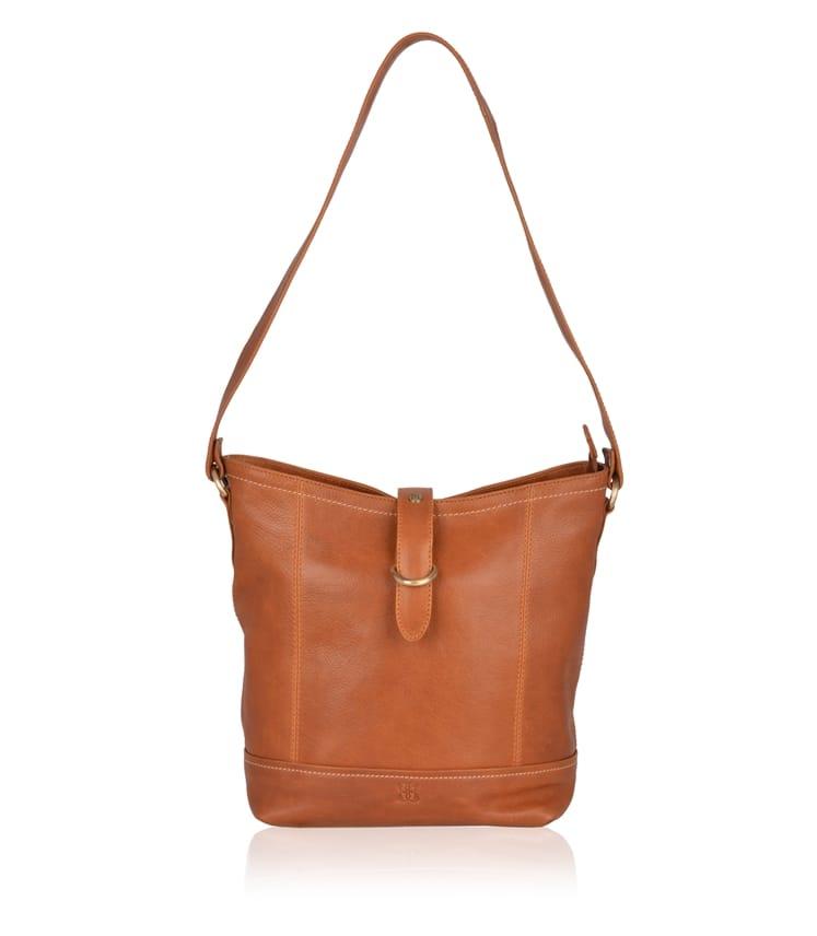 Allonby Leather Shoulder Bag