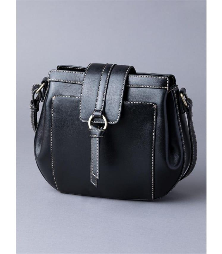 Birthwaite Leather Saddle Bag