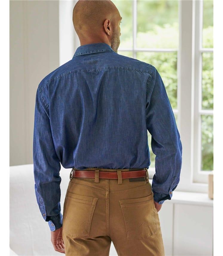 Super Soft Chambray Shirt
