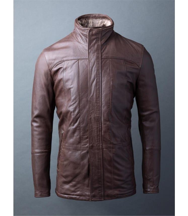 Garsdale Leather Coat