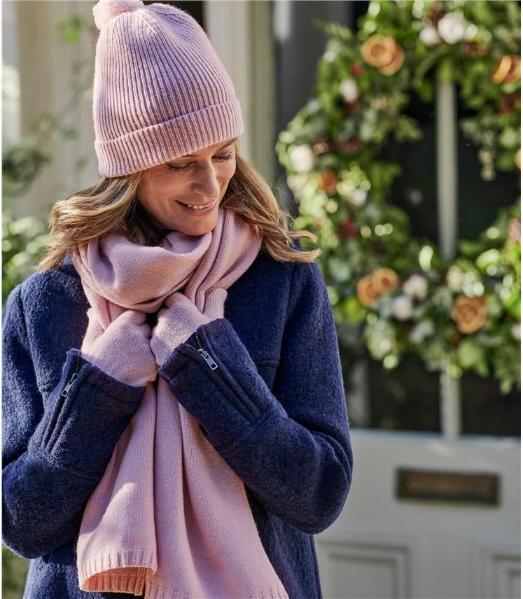 Womens Essential Lambswool Hat