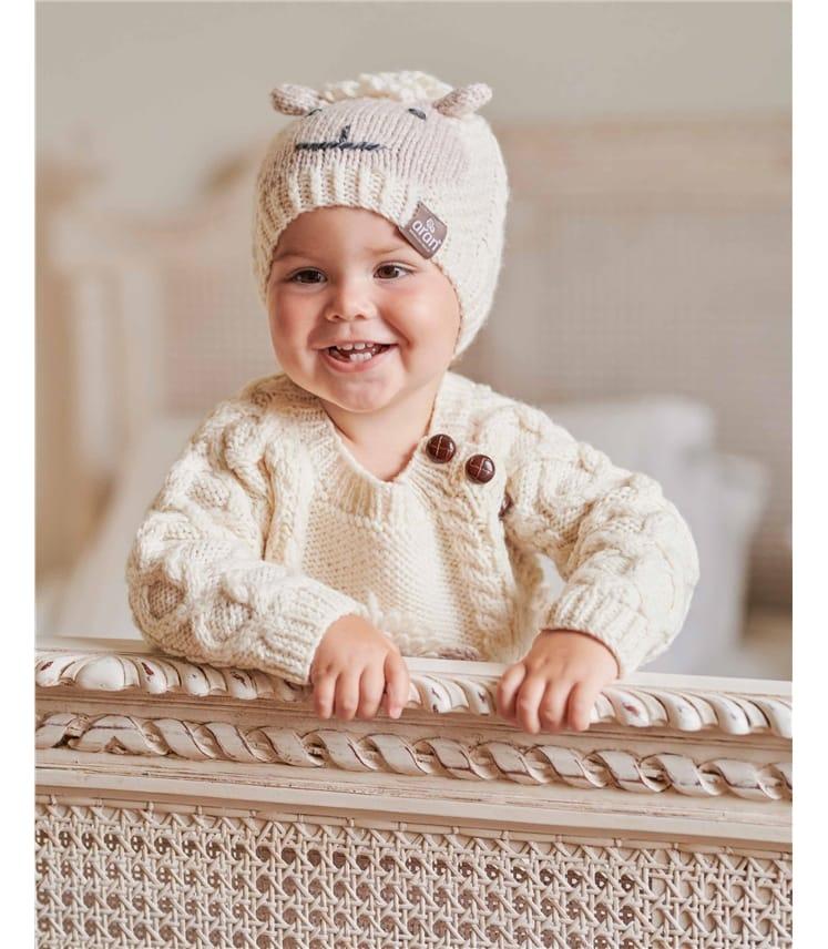 Baby Sheep Hat