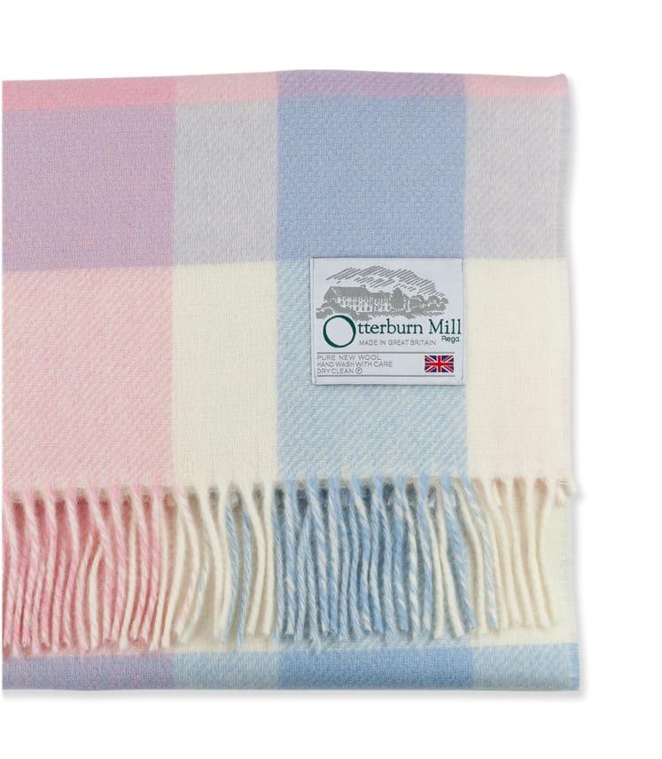 Lambswool Pram Blanket