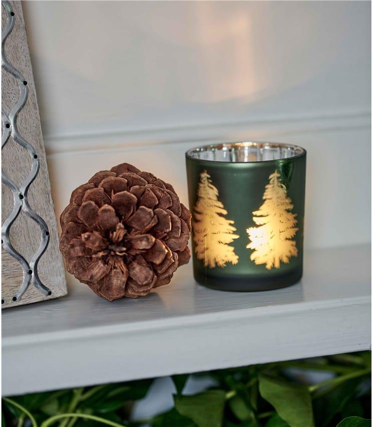 Tea Light Holder Christmas Tree