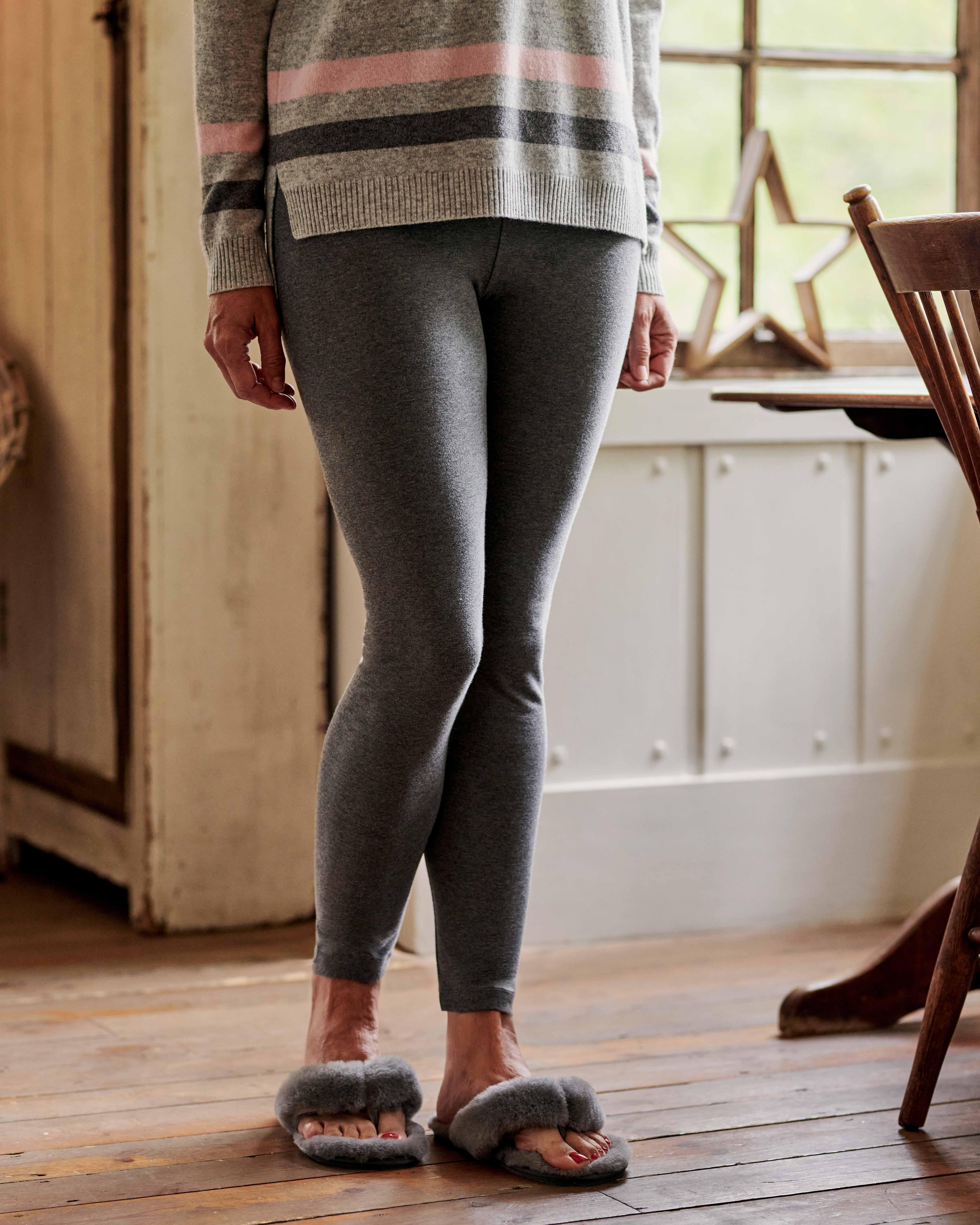 Legging longueur cheville - Femme - Jersey
