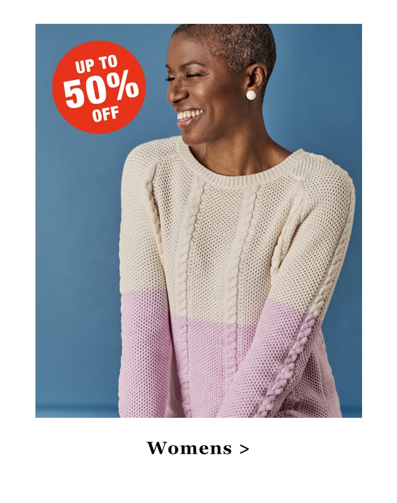 430c438383b14f Get rid of all misconceptions of expensive knitwear and find a bargain in  our men's and women's clearance area. These discounted styles may be  surprisingly ...