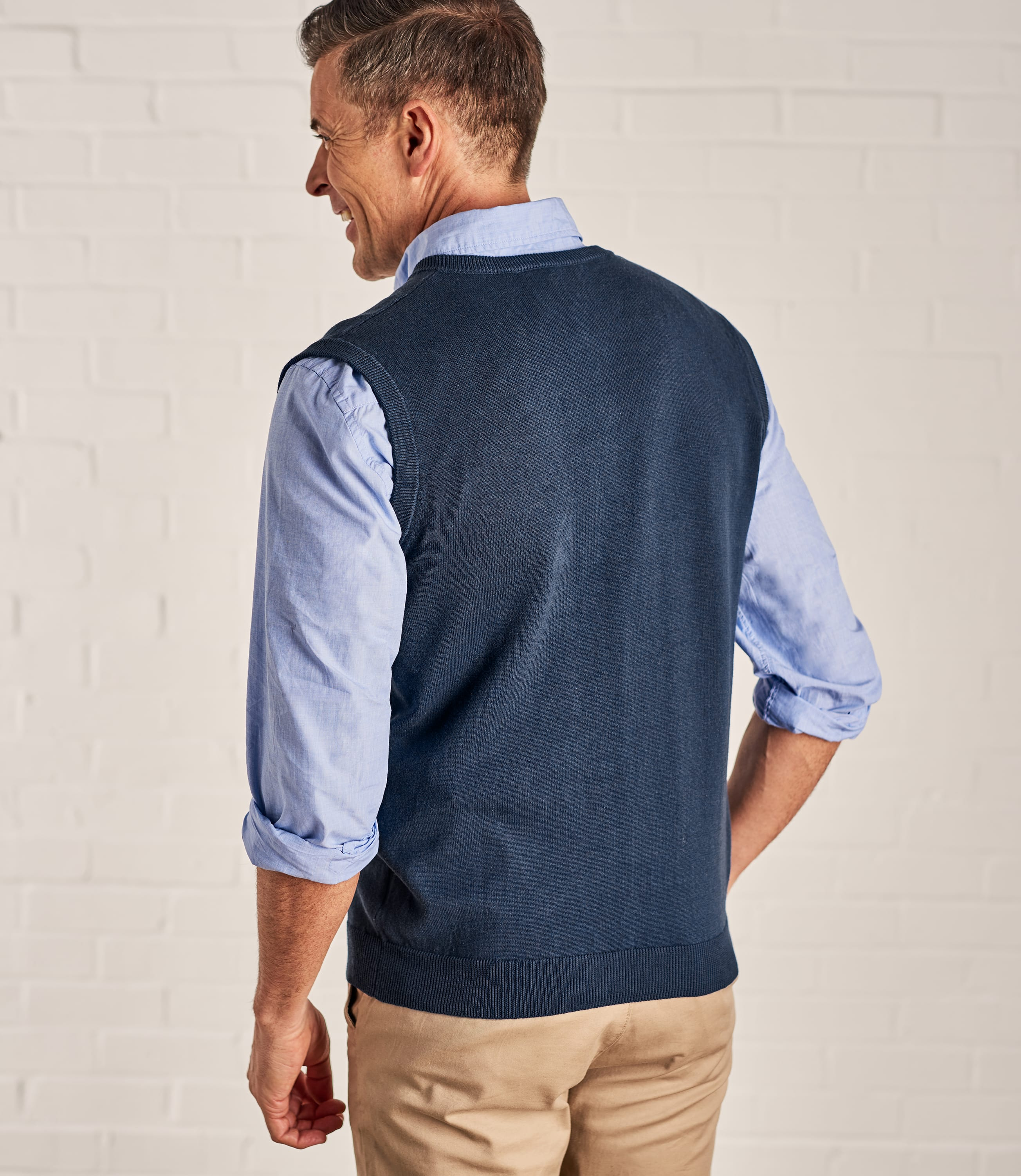 Mens Combed Cotton Vest