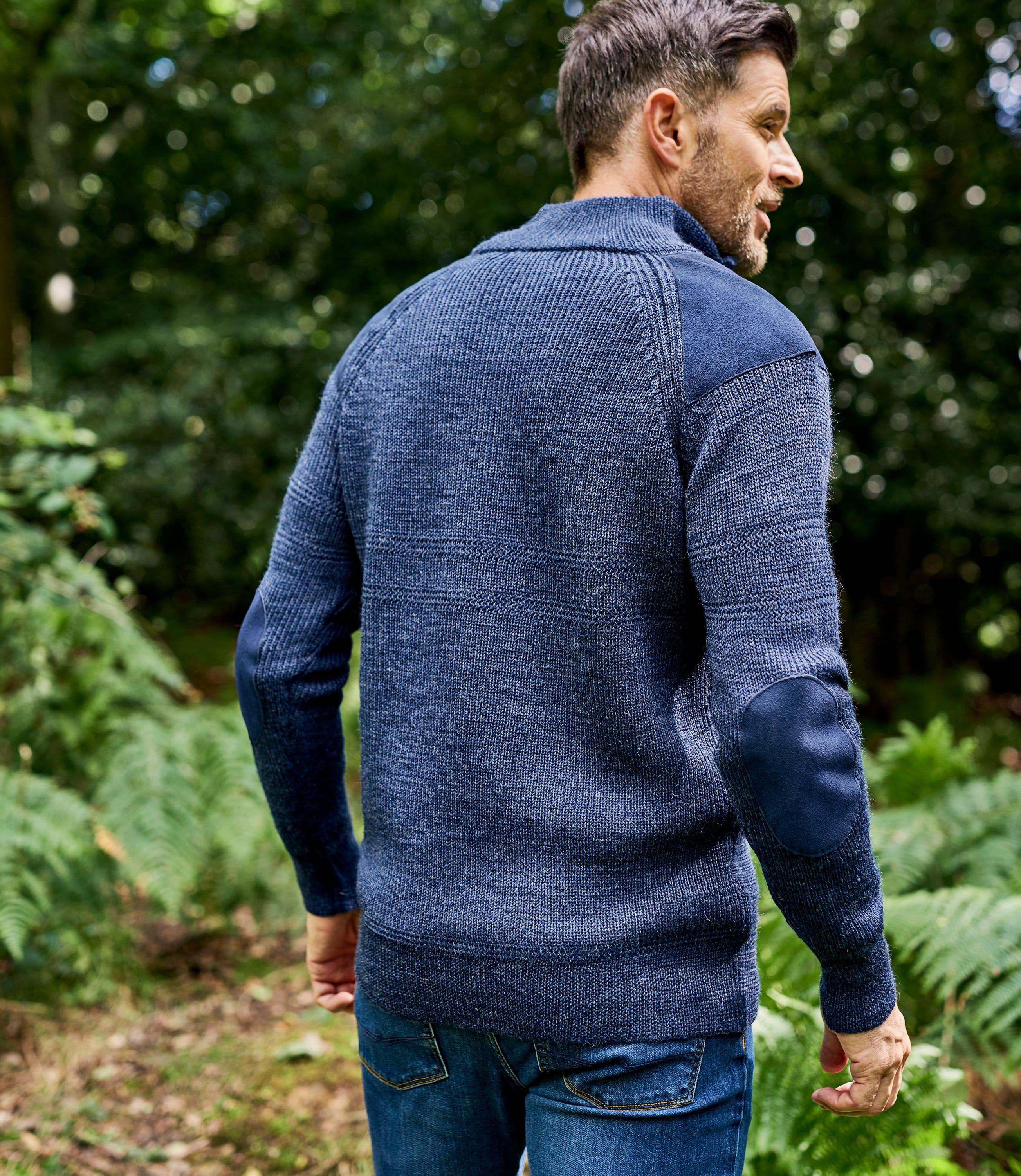 100% Pure Wool Hill Walker Jumper