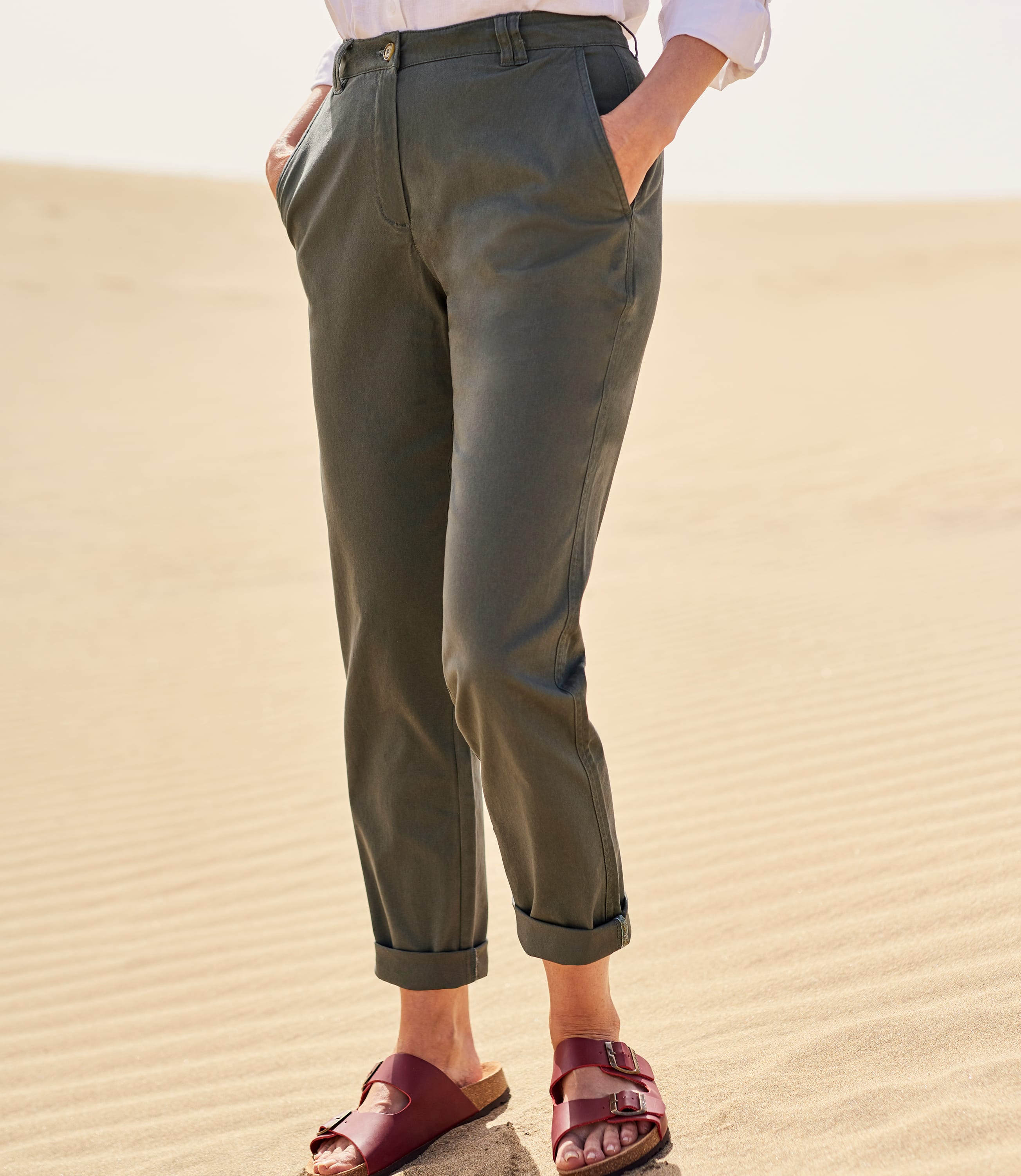 Cotton Casual Trouser