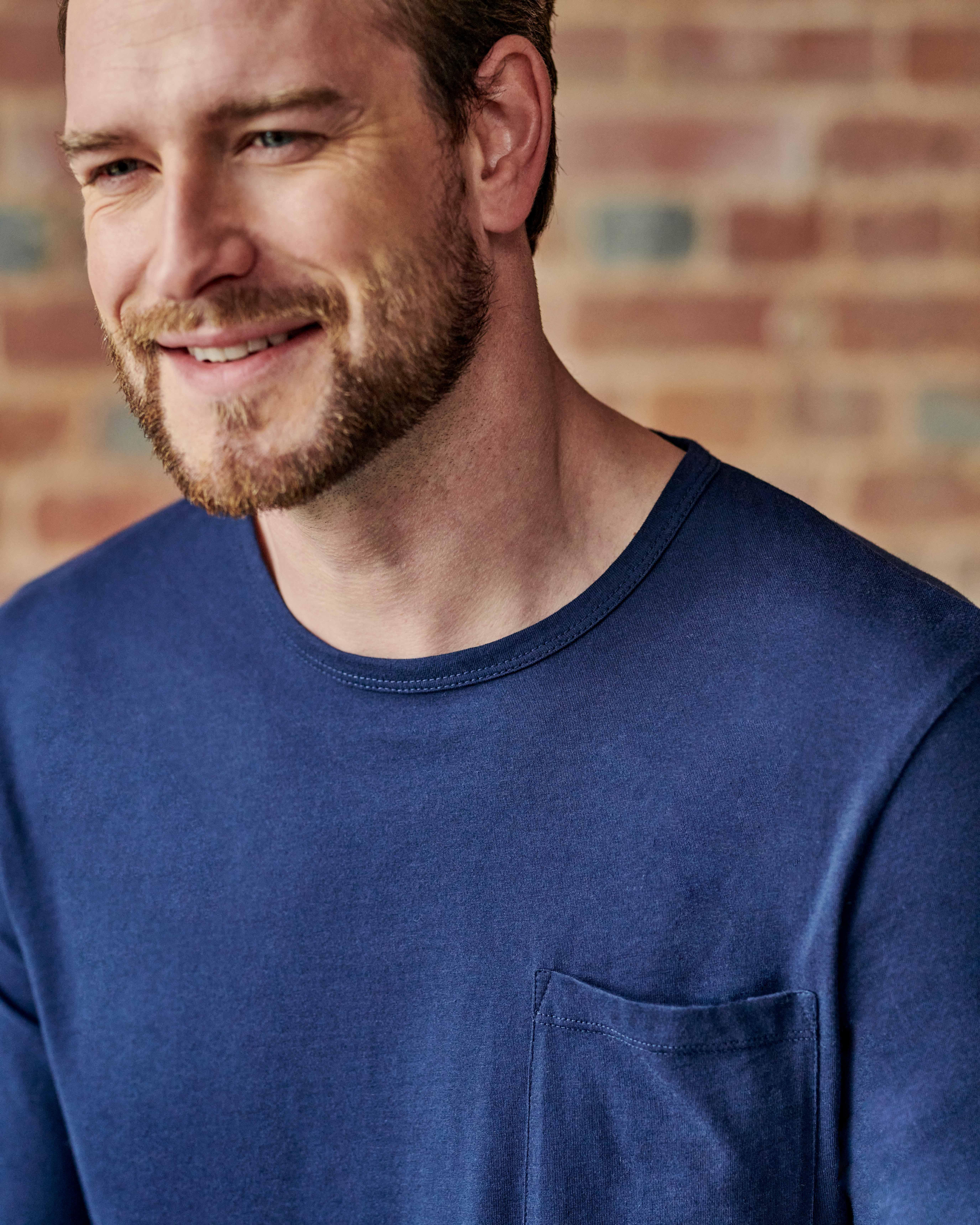 Organic Long Sleeve T-Shirt