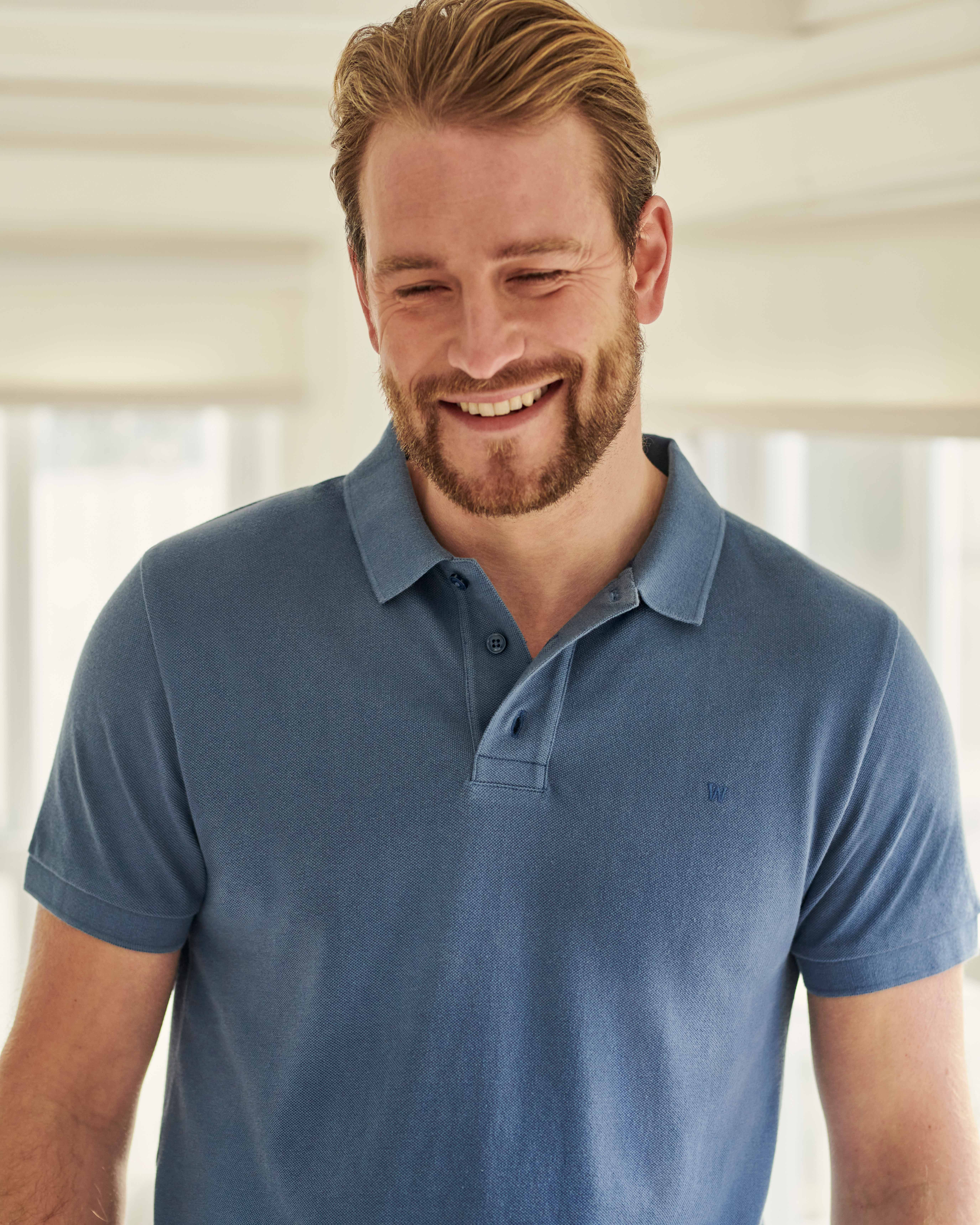 Klassisches Polo-Hemd für Herren