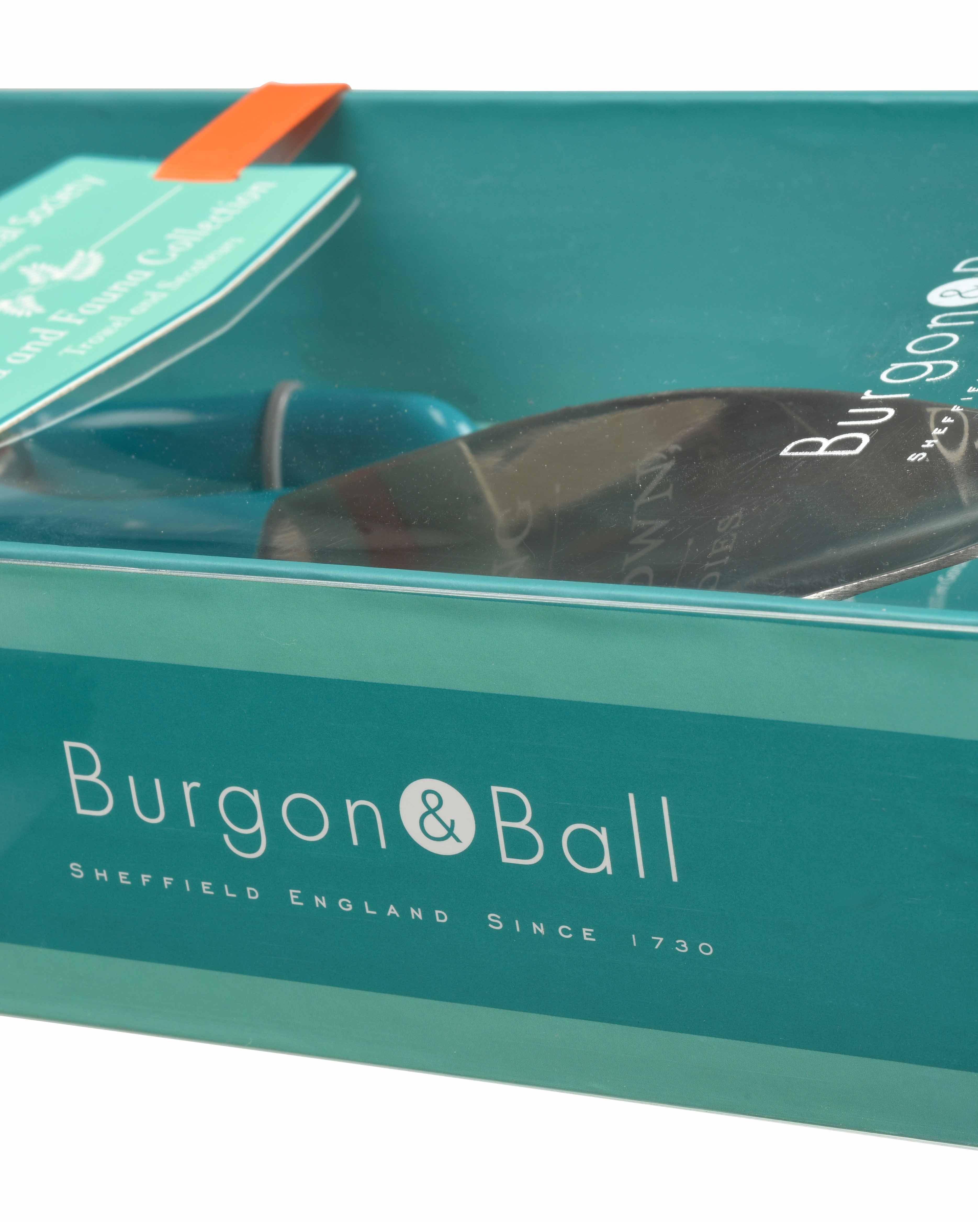 Burgon & Ball Flora & Fauna Boxed Trowel & Secateurs