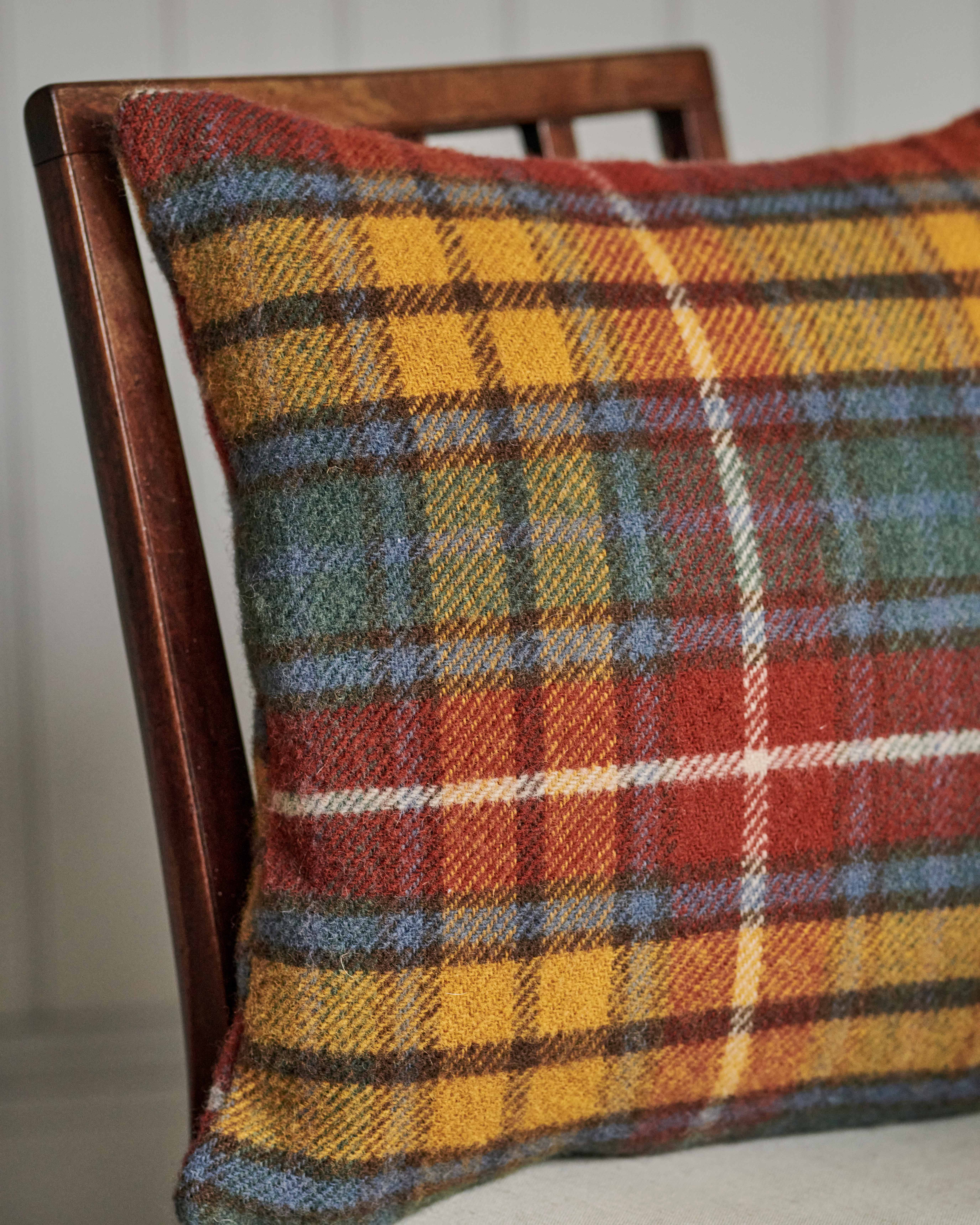 Pure Wool Cushion Cover