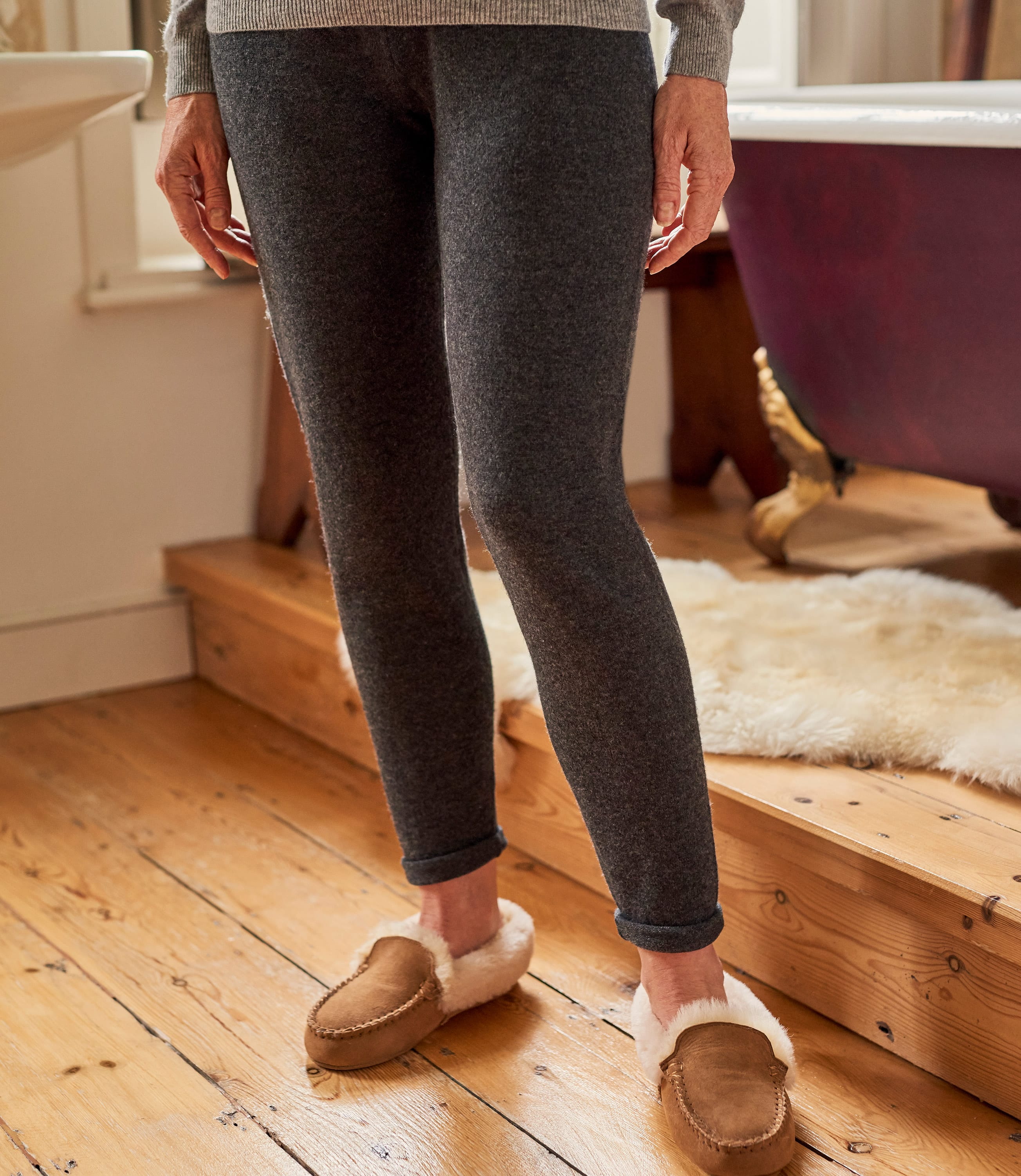 Cashmere & Merino Luxe Lounge Joggers